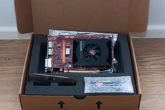 Selling: AMD FirePro W5000 graphics card