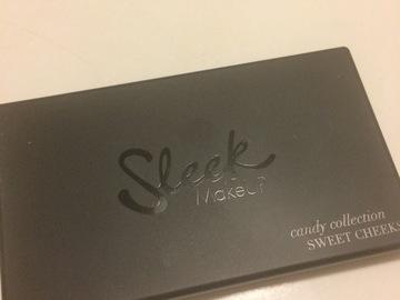 Venta: Paleta de coloretes Sleek en el tono Sweet cheeks