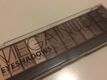 Venta: Paleta de sombras The Nudes de Technic