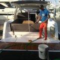 Offering: Dazzaling Boat Detailing - Ft. Lauderdale, FL
