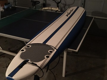 For Rent: 8'0 Foamie