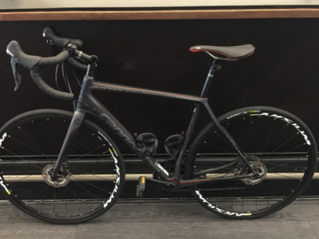 Daily Rate: Cannondale Synapse w/ Ultegra 54cm