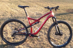 Renting out: Specialized Camber EVO L