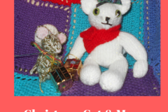 Selling: Christmas Cat & Mouse