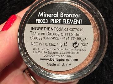 Venta: Polvo bronceador Mineral BellaPierre