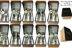 Sell: 30 Sets Geneva His & Hers Boxed Watch Gift Sets