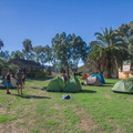 Accommodation: Camping - Canary BaseCamp
