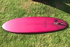 For Rent: 6'8 Dyer Sandy Eggo Single Fin