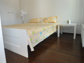Renting out: Shared  Big room available in fully new apartment.