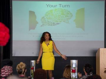 Services: Standing Ovation Presentations  - Public Speaking Training