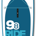 """Daily Rate: Stand Up Paddle Board 9'8"""""""