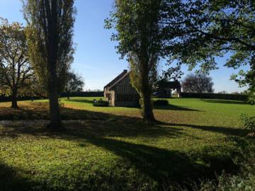 NOS JARDINS A LOUER: Loue Longère Normande 17 ème siècle dans le Pays d'Auge