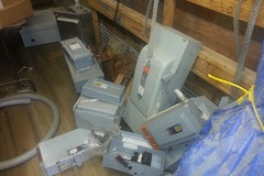 Vendiendo Productos: Preview Outdoor Electrical Breaker Boxes Selling Lot Size
