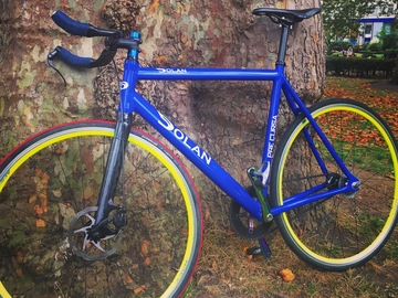 Renting out: Super Stylish Single Speed City Bike
