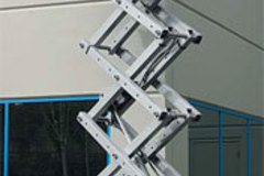 Hourly Equipment Rental: Genie GS1932 Scissor Lift