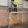 Daily Equipment Rental: Alto Hop Up Tower (1.8M x 0.8M)