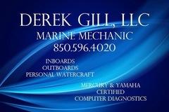 Offering: Marine Mechanic for Hire - Panama City Beach, FL