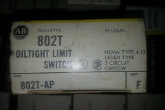 Produkte Verkaufen: Preview Oiltight Limit Switches Selling Lot Size