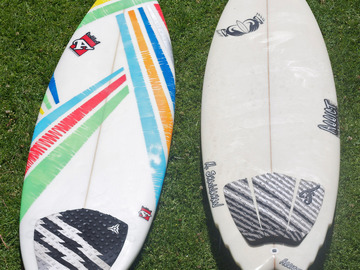 For Rent: 5'7 Addict Shortboard