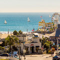 Daily Rentals: Santa Monica CA, 2 Tandem Spots- 2 minutes from the beach