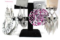 Buy Now: (977 Pairs) Large Women Dangling Earrings Mixed Lot