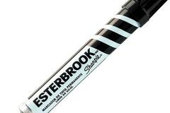 Sólo anuncio: Marcador permanente esterbrook