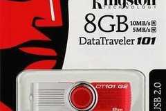 Sólo anuncio: Memoria USB DT 101 G2 8GB
