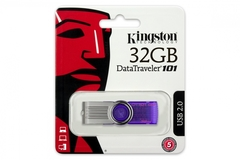 Sólo anuncio: Memoria USB DT 101 G2 32GB