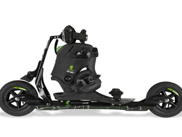 Renting out (company listing): Aavasaksa Experience /  XC Skeleton All Terrain Skates