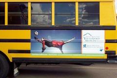Price Listed : Colorado School Bus Advertising