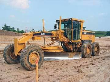 Renting Out: Preview Motor Grader for Rent