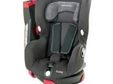 Vente: AXISS BEBE CONFORT siège auto pivotant ( 9 mois à 4 ans)