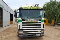 En alquiler: Scania T 1999