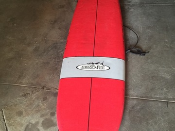 For Rent: 9'0 Fun Softtop Beginner Board