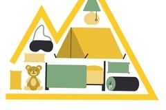 Accommodation: Abrigo para escaladores - Shelter for climbers