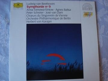 Vente: Ludwig van Beethoven : Symphonie n° 9 - Vinyl 33 T