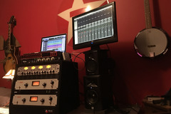 Renting out: Tropical Hideout Sound Studio