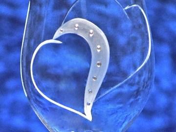Ilmoitus: Häämaljat Evelin- Swarovski kristaleilla koristellut