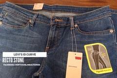 Sólo anuncio: Pantalón Dama Levi's ID Curve Recto