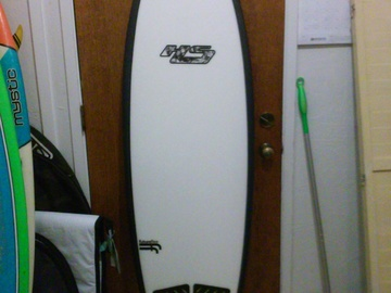 "For Rent: 6'2"" Hayden Shapes Hypto Krypto"