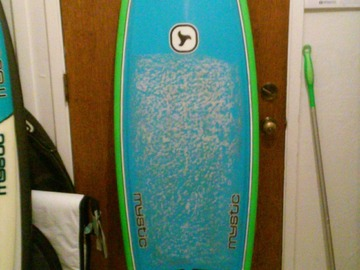 For Rent: 6'3 Mystic Beefy Shortboard