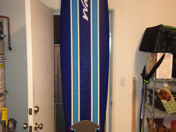 For Rent: 8'0 Foam Funboard