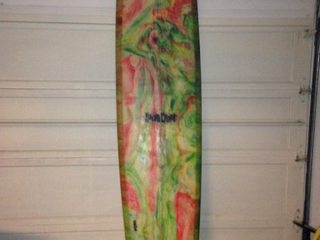 "For Rent: 9' 6""South Coast Longboard"