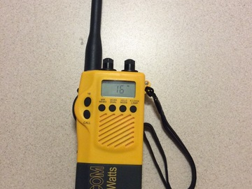 Location: VHF portable Navicom RT211