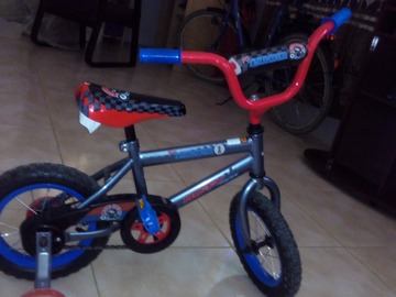 Renting out: Huffy pro thunder kids bike