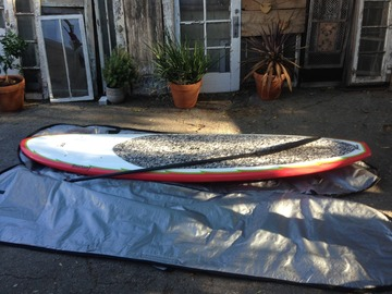 For Rent: BruSurf 10'6 Paddle Board