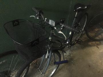 Renting out: Ladies bike