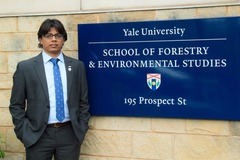 Paid Online by Fans: Day out with a Fullbright Scholar and a Yale Alumni- Aatish!