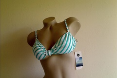 Buy Now: Bikini/Swimsuit Tops,Polo-Roxy-Coco Rave-Jessica Simpson