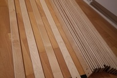 Annetaan: Slatted bed base given away